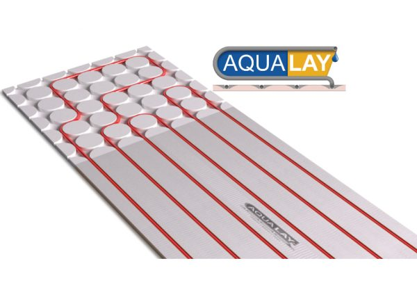 underfloor heating  low profile panel