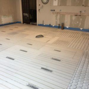 Aqualay installed